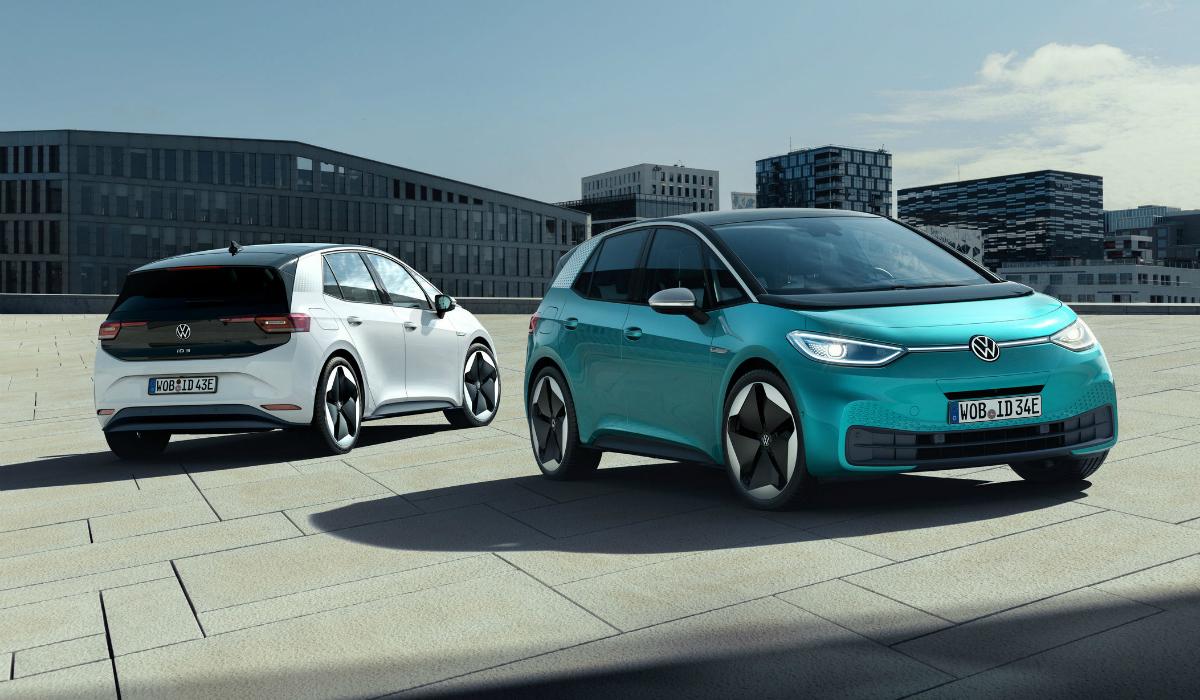 Volkswagen ID.3 inicia um novo capítulo na história da marca