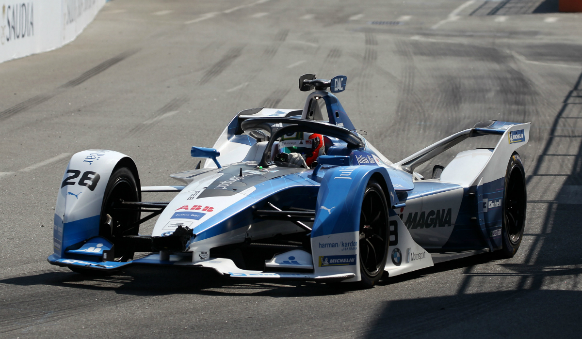 António Félix da Costa troca BMW pela DS Techeetah em Fórmula E