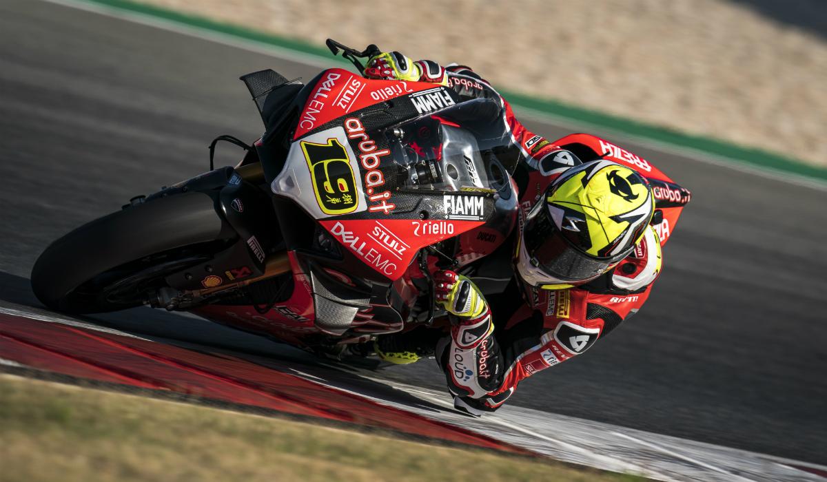 Mundial de Superbike viaja até ao Autódromo Internacional do Algarve