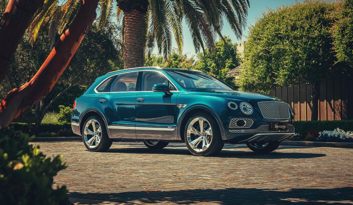 Bentayga Hybrid é o primeiro passo da Bentley para a eletrificação
