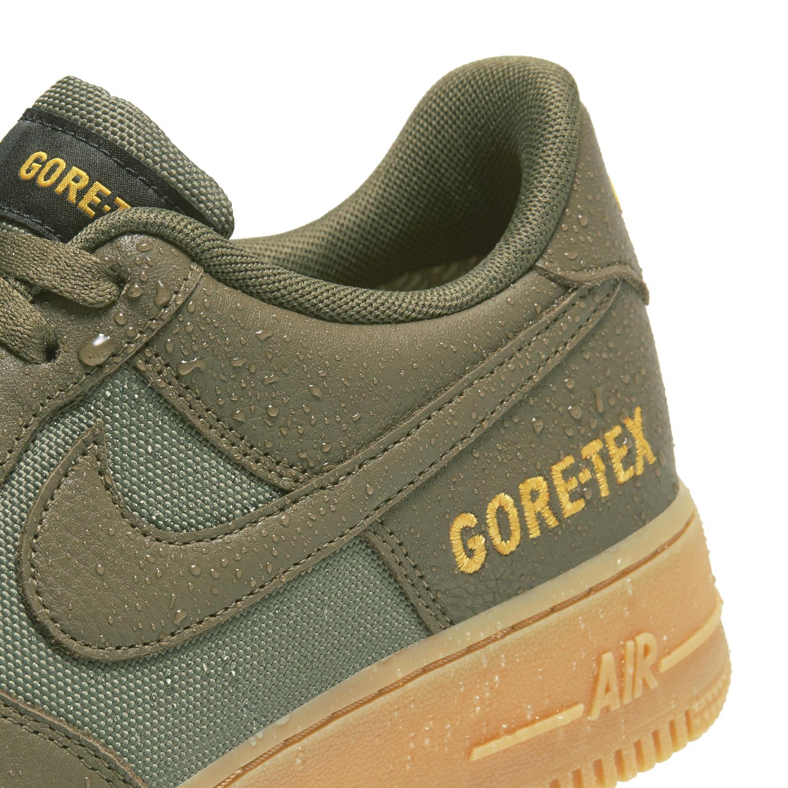 Nike lança Air Force 1 já estão preparados para dias de tempestade com membrana Gore-Tex