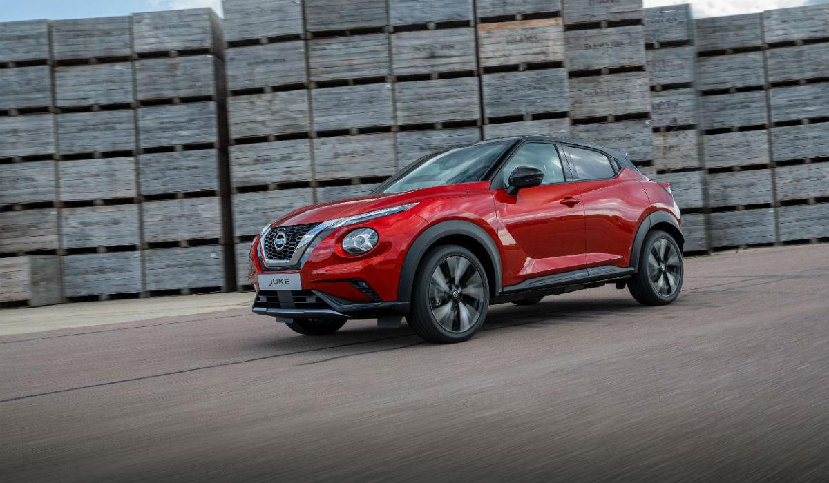 Nissan Juke reinventa-se para prolongar o sucesso da primeira geração