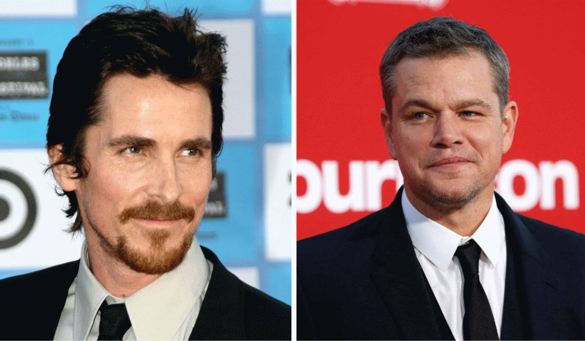 Duelo de velocidade entre Christian Bale e Matt Damon recebe novo trailer
