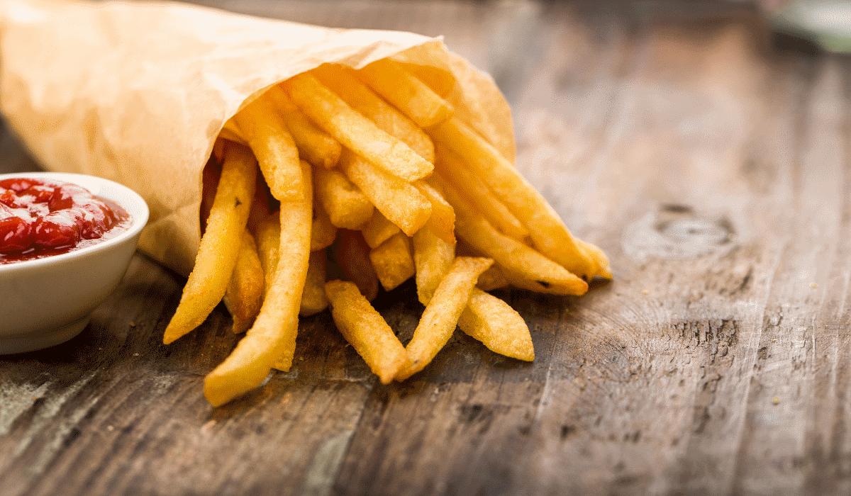 Fique a saber se o consumo de batatas fritas leva à cegueira