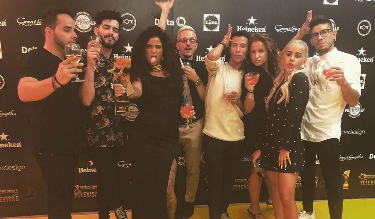 Troféus Impala de Televisão 2019: As reações dos vencedores