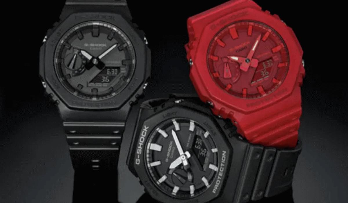 G-Shock lança um dos relógios mais finos de sempre
