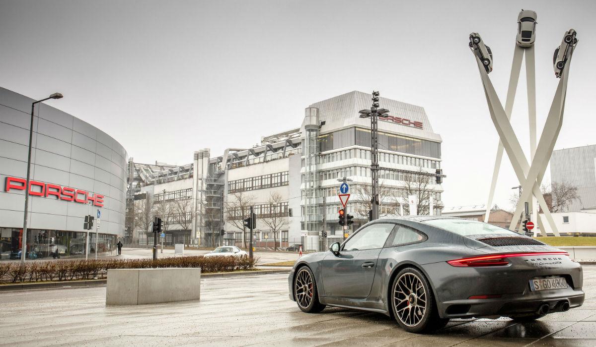 Estugarda: a capital alemã do vinho, das piscinas de água quente e da Porsche