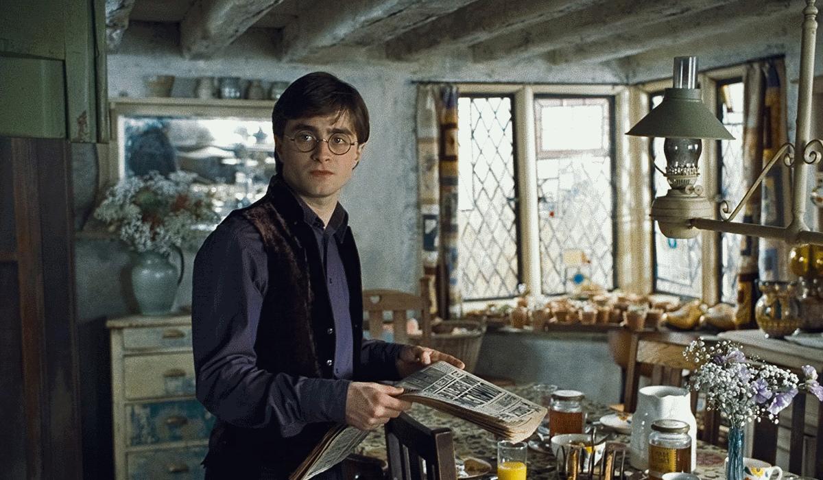 Harry Potter está a caminho de Portugal