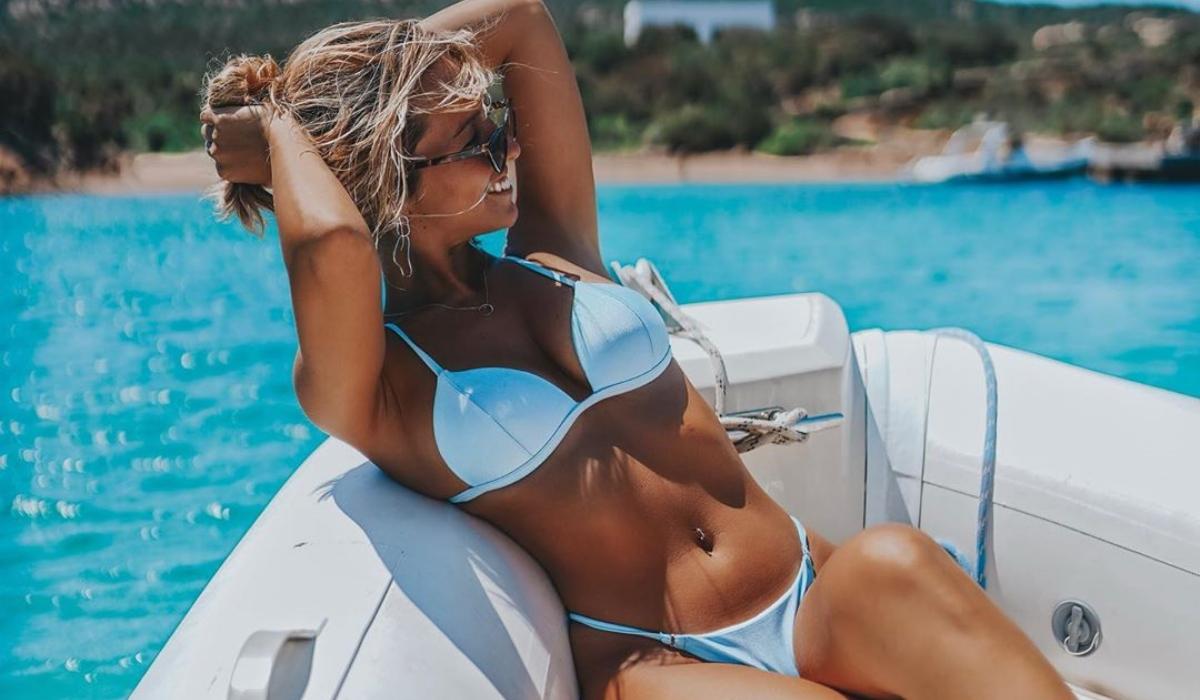 Inês Gutierrez, o topless da apresentadora da TVI que rebenta com todas as escalas
