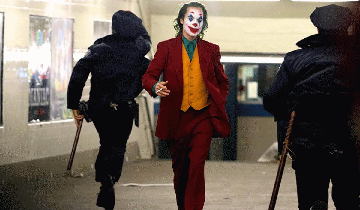 Joker recebe ovação de pé de oito minutos e já se antevê a conquista de Óscares
