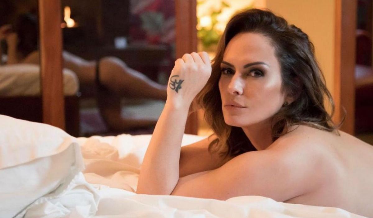 Núbia Óliiver, do sexo com 400 homens à lição sobre prazer anal
