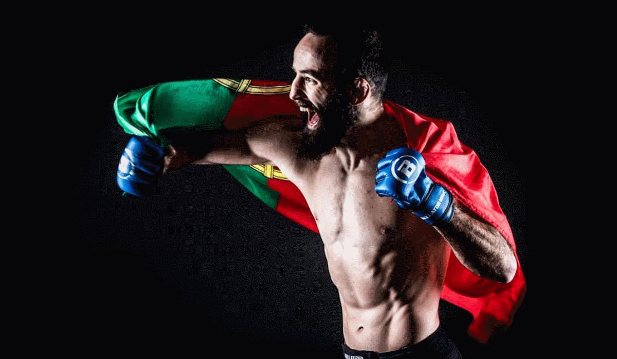 Pedro Carvalho, o português que faz história no MMA