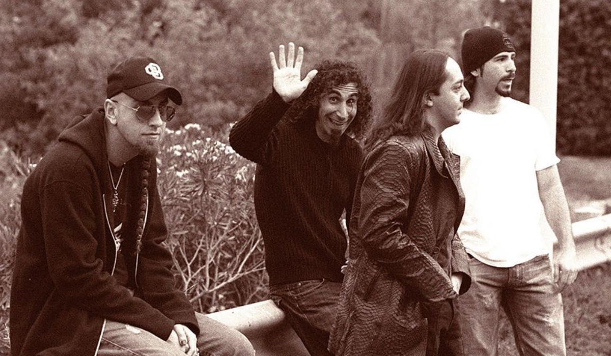 System of a Down regressam a Portugal 15 anos depois