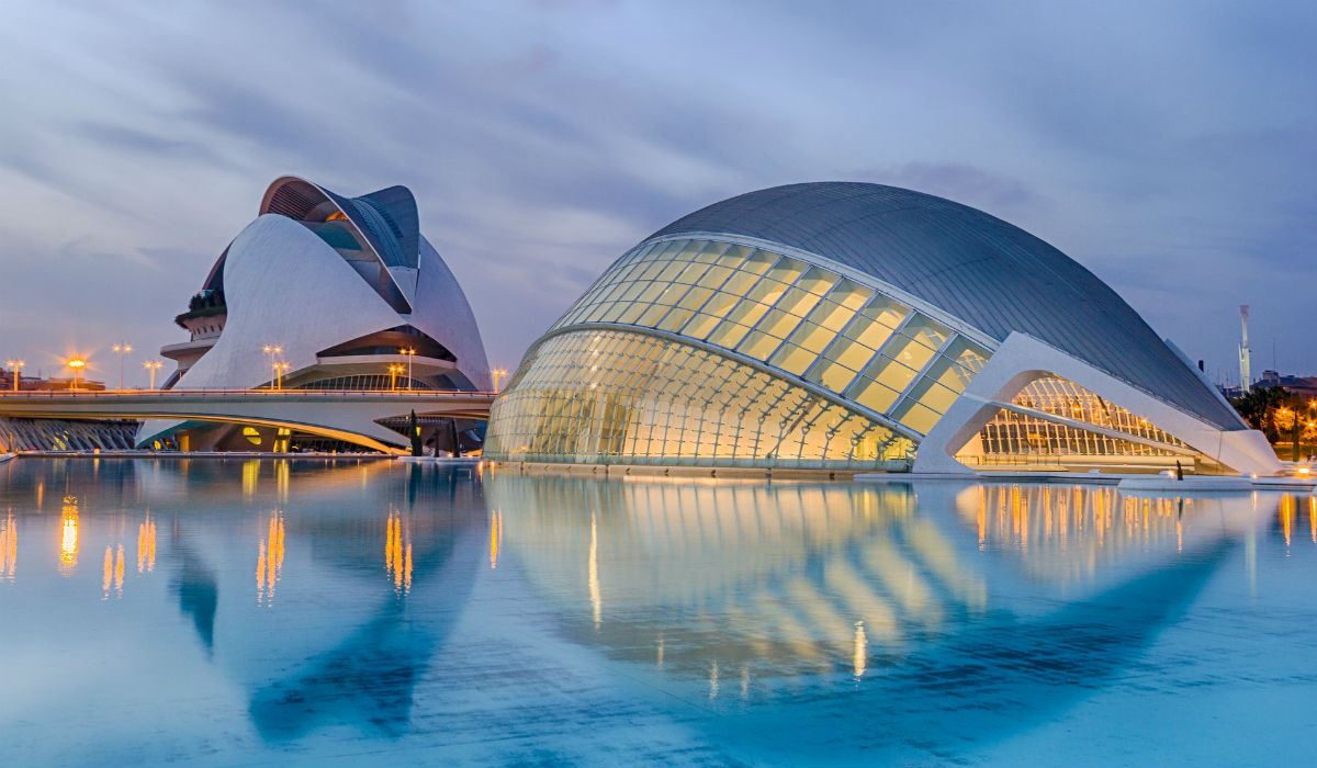 Valência, a cidade em que história e modernidade se fundem em sintonia