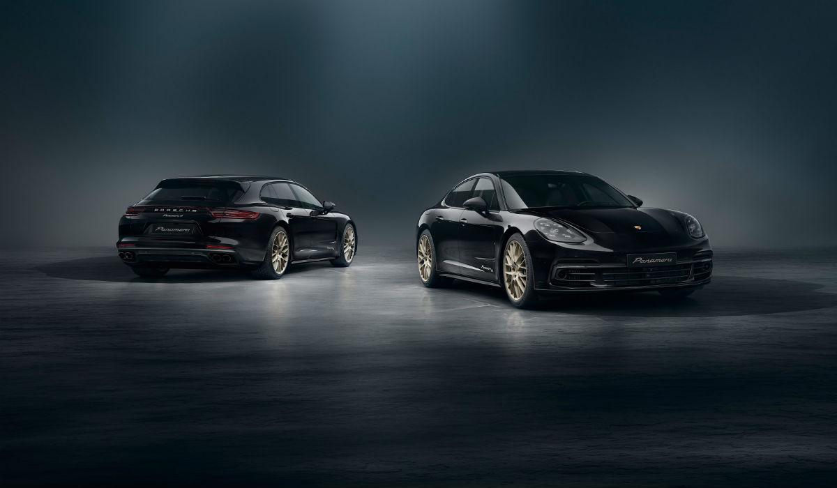 Porsche Panamera celebra dez anos com edição especial