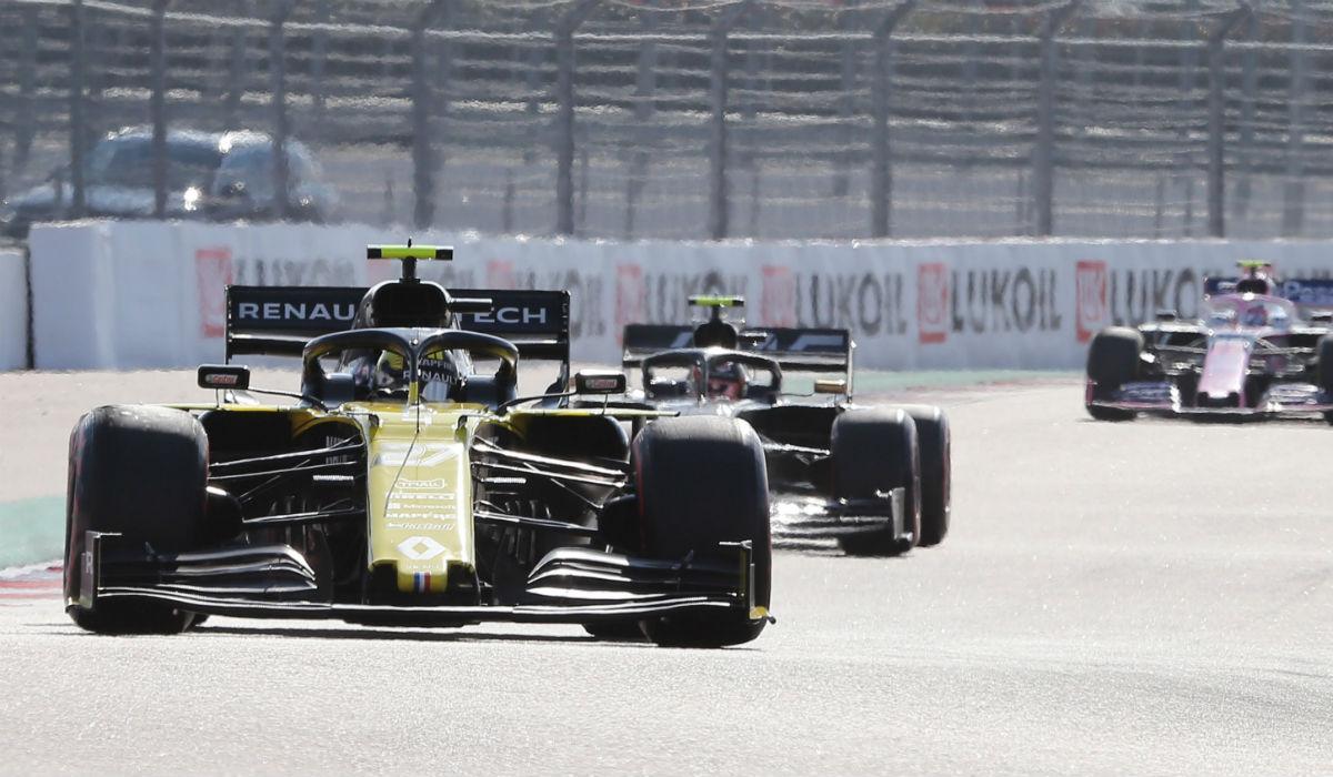 Fórmula 1 pode vir a receber nova equipa em 2021