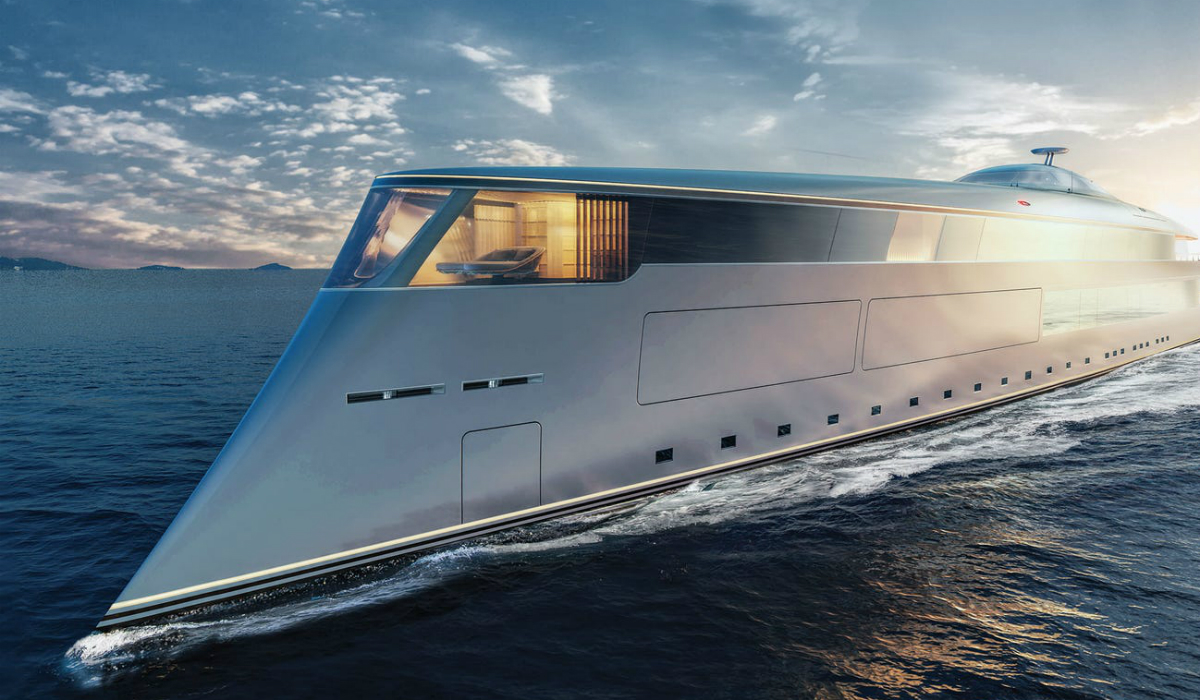 Sinot cria barco com mais de 120 metros movido a hidrogénio