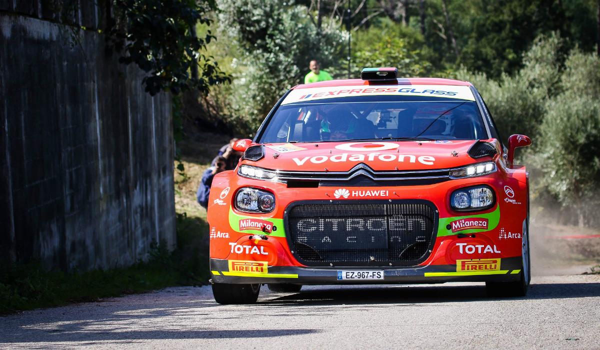 Rallye Casinos do Algarve encerra temporada e decide campeão nacional