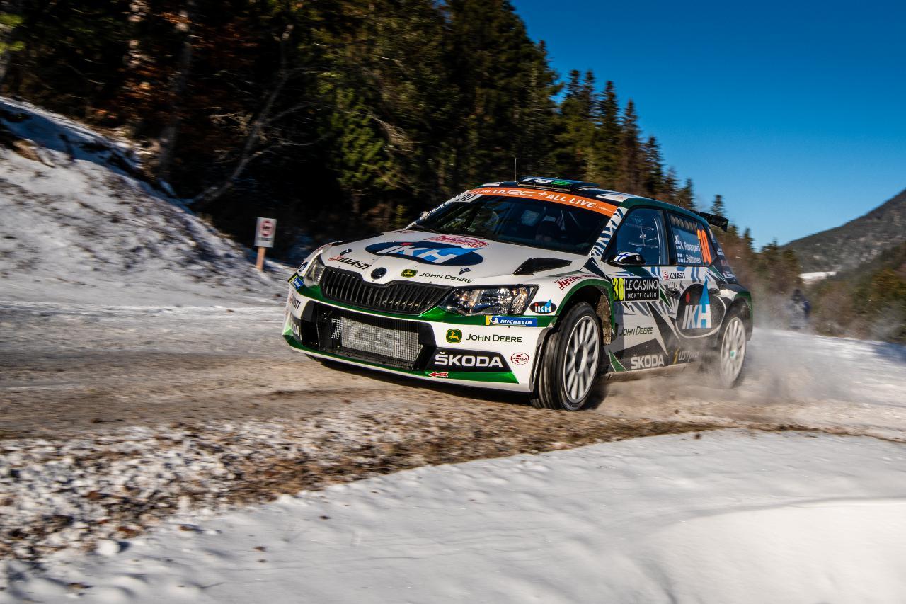 Kalle Rovanperä pode vir a trocar Skoda por Toyota