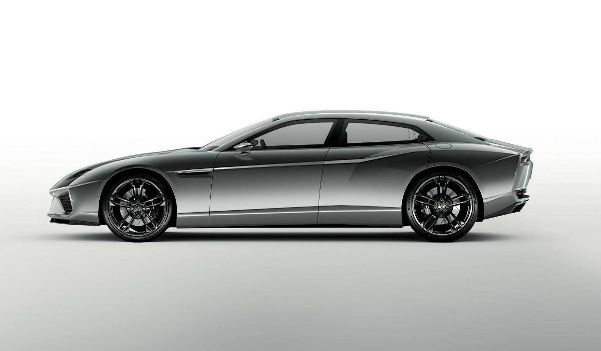 Lamborghini está a estudar a possibilidade de um GT elétrico