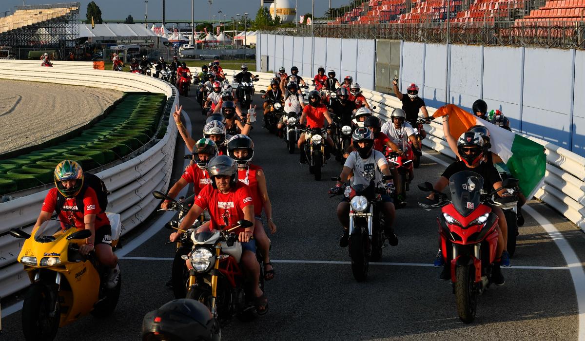 11ª World Ducati Week já tem data marcada