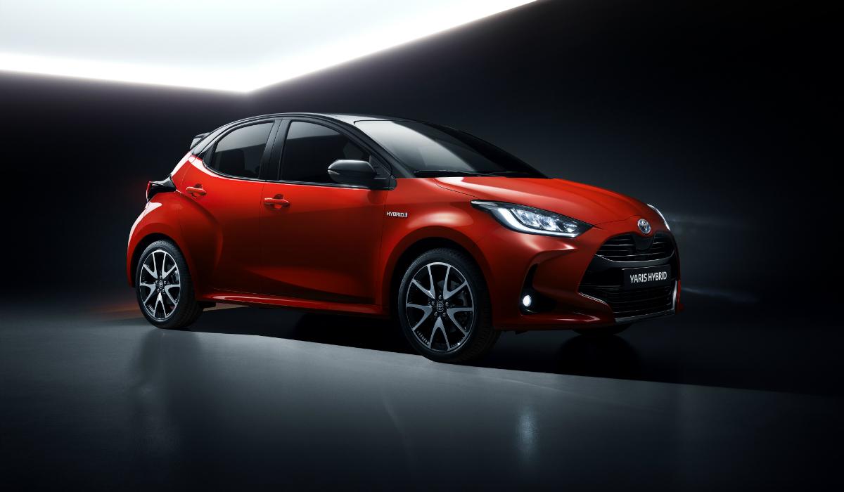 Novo Toyota Yaris mostra design mais maduro para atacar o mercado
