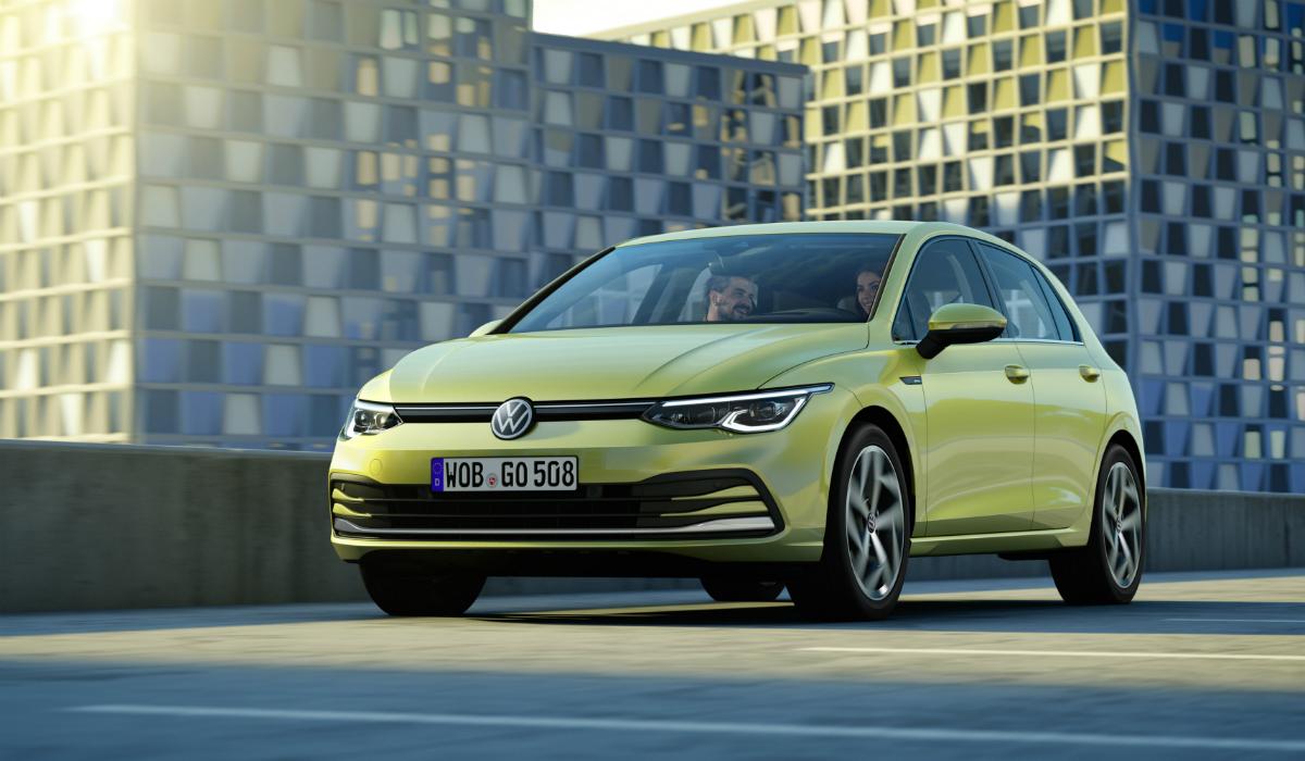 Novo Volkswagen Golf está mais digital e tem cinco versões híbridas