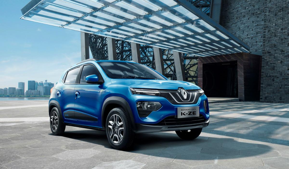 Renault vai adaptar o elétrico City K-Ze para o mercado europeu
