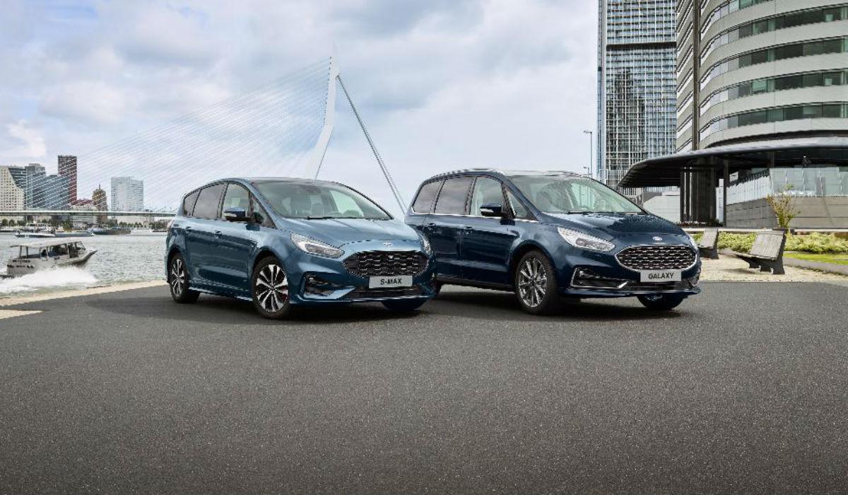 Ford Galaxy ganha versão Vignale e S-Max recebe atualização