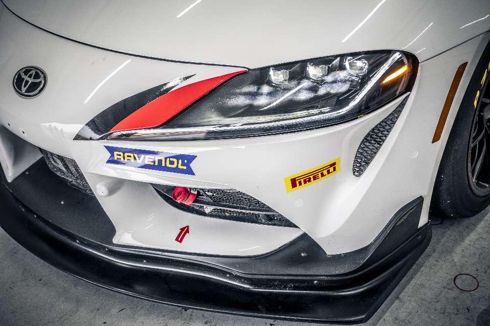 Toyota GR Supra GT4, a versão de competição que chega em 2020