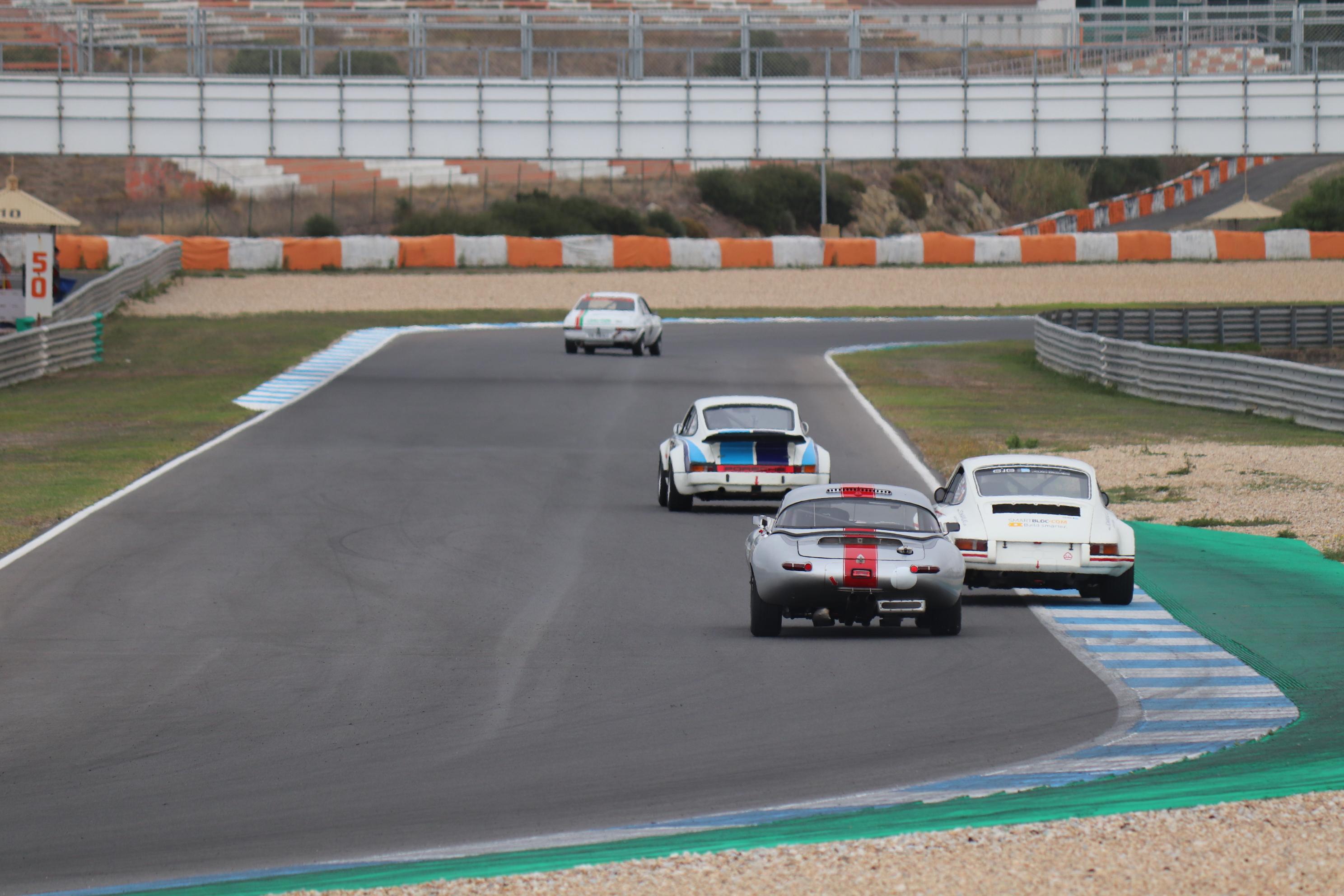Estoril Classics, o fim de semana onde houve adrenalina, raridades e lendas do desporto