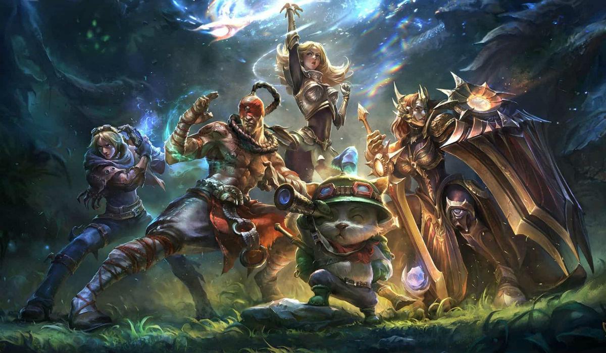League of Legends chega aos smartphones e consolas