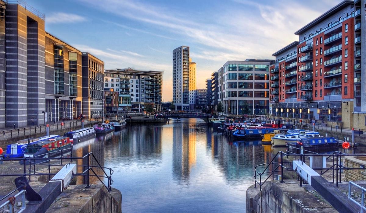 A cidade que é a meca das compras em Inglaterra e muito mais para descobrir em Leeds