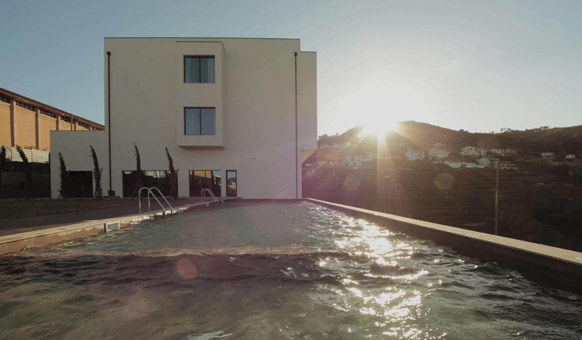 Magnificat Wine, o primeiro hotel no mundo com Spa de vinho do Porto