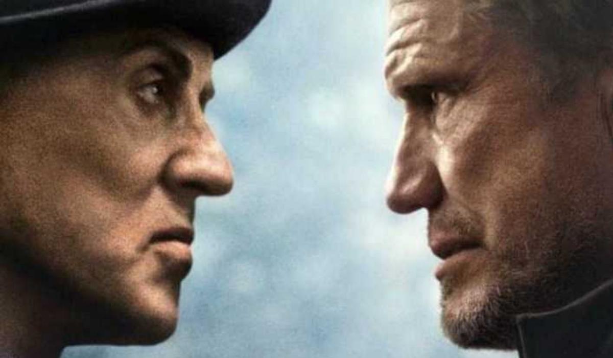 Sylvester Stallone e Dolph Lundgren juntos mais uma vez, agora em série