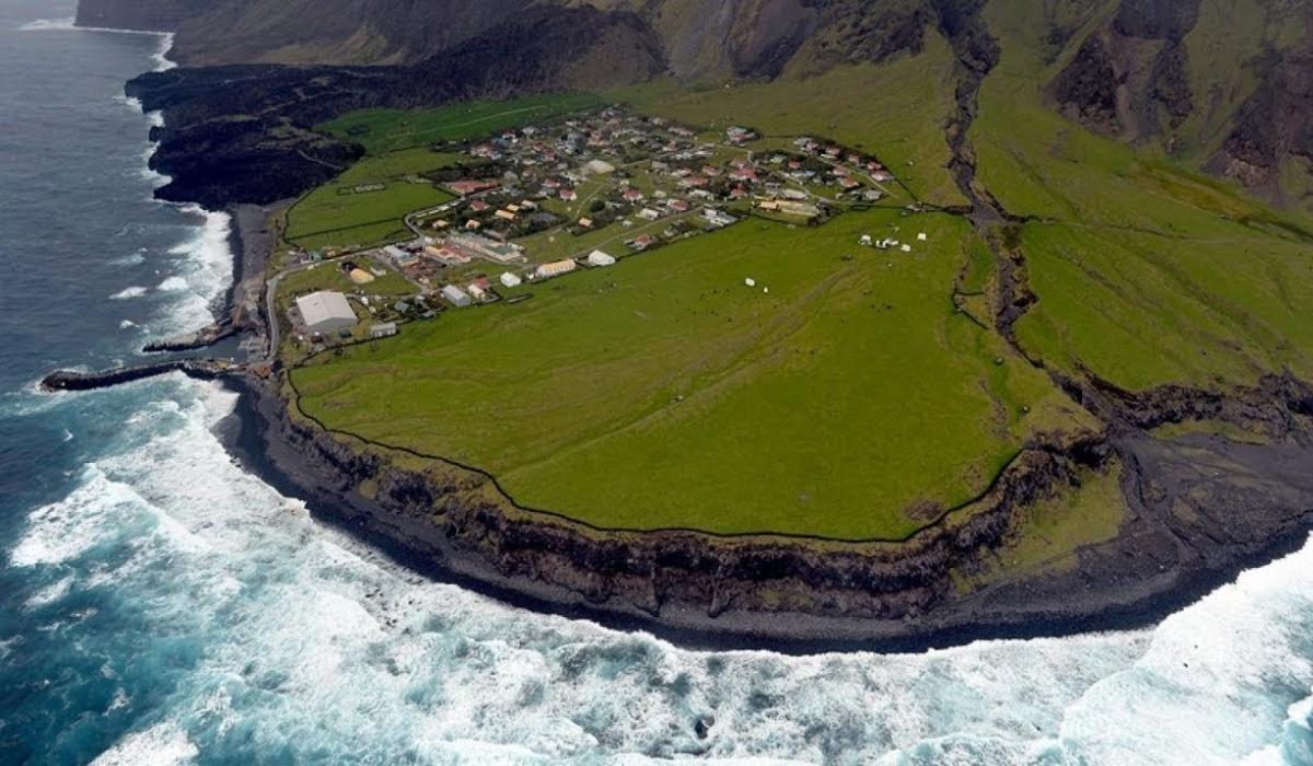 A odisseia para visitar Tristão da Cunha, o local mais remoto do mundo
