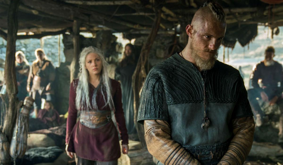 AMC estreia segunda parte da quinta temporada de Vikings
