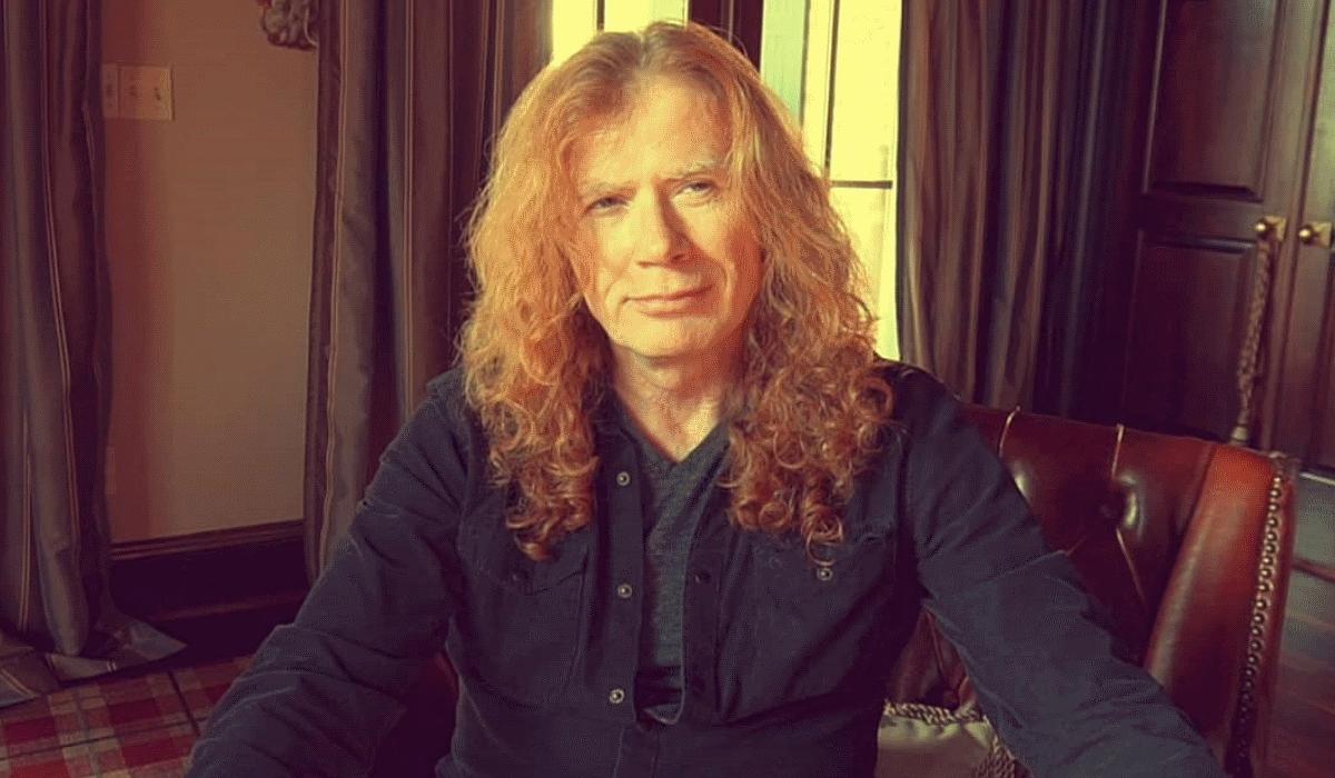 Dave Mustaine, vocalista dos Megadeth, vende coleção de guitarras enquanto luta contra o cancro