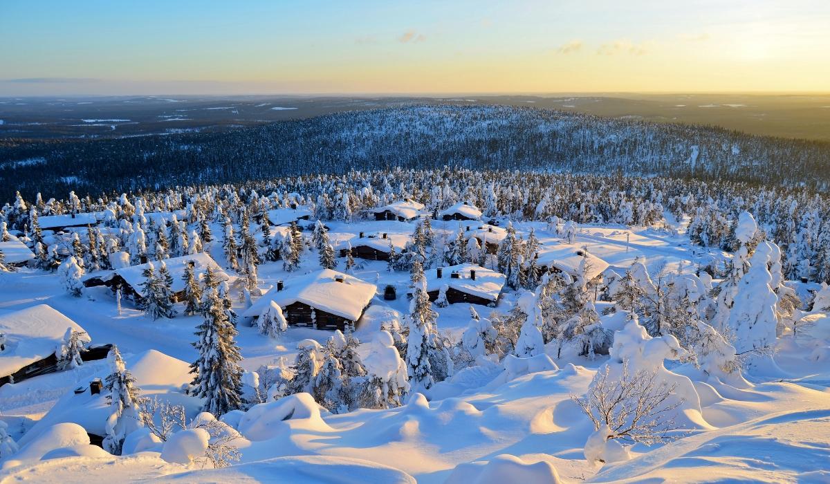 10 fantásticos destinos de neve para visitar em 2020