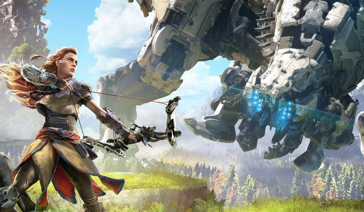 Horizon Zero Dawn 2 é o trunfo da PlayStation 5