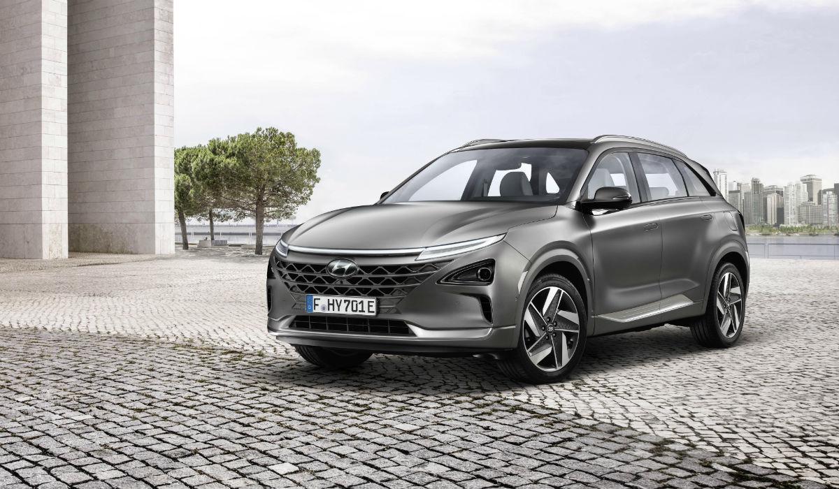 Hyundai promove Nexo e hidrogénio com campanha inédita