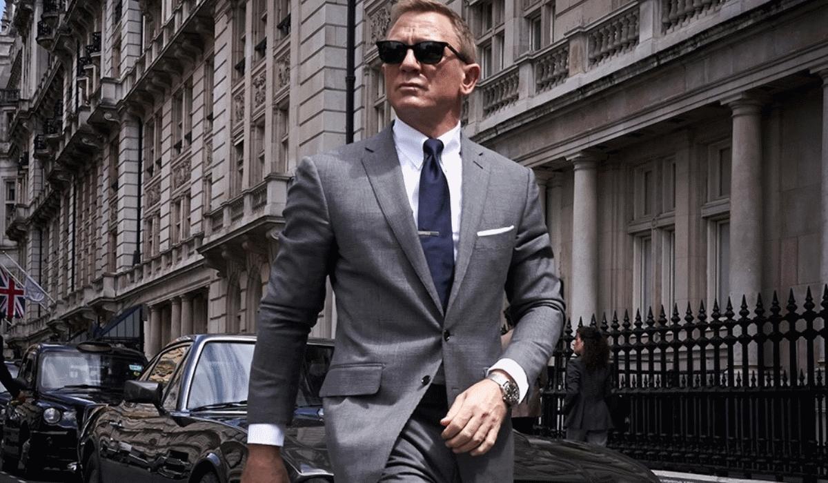 Novo filme de James Bond já tem título em português