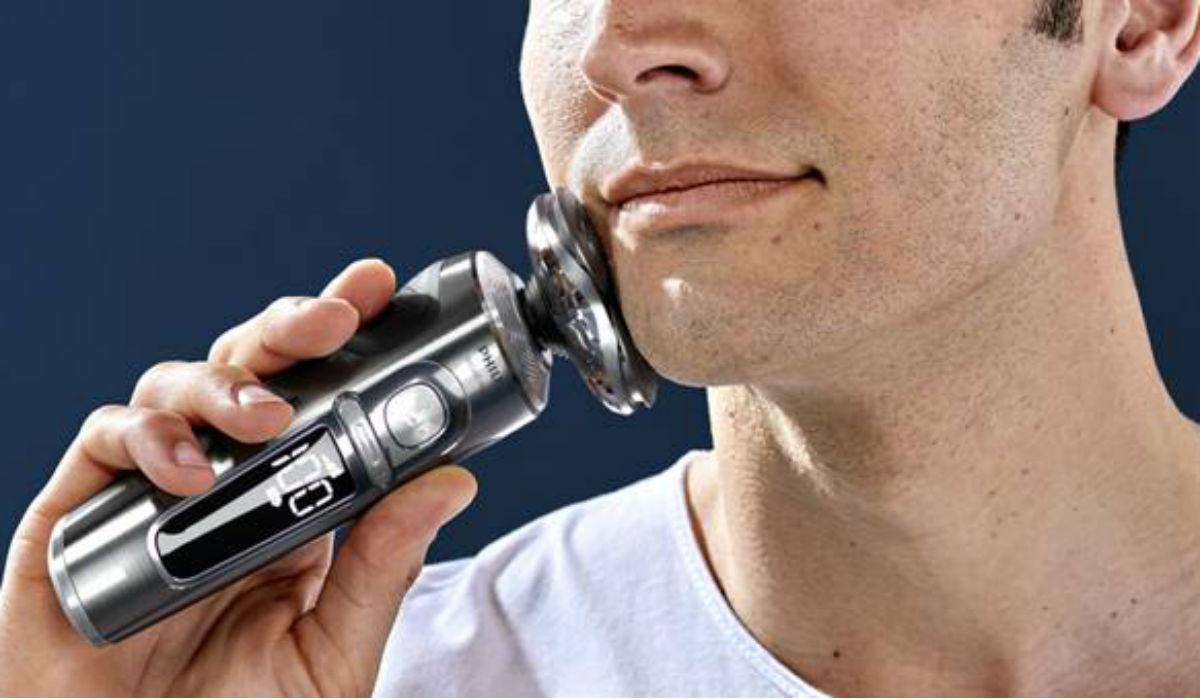 Philips lança máquina de barbear que corta como uma lâmina e cuida da pele