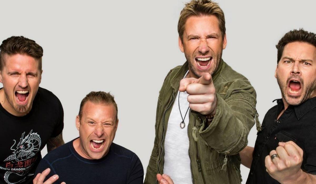 Música dos Nickelback dispara nas vendas por causa de Donald Trump