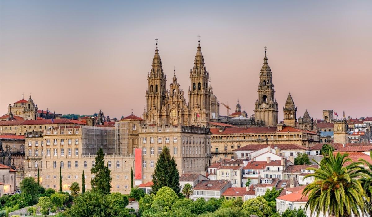 Santiago de Compostela, o destino que não é só para peregrinos