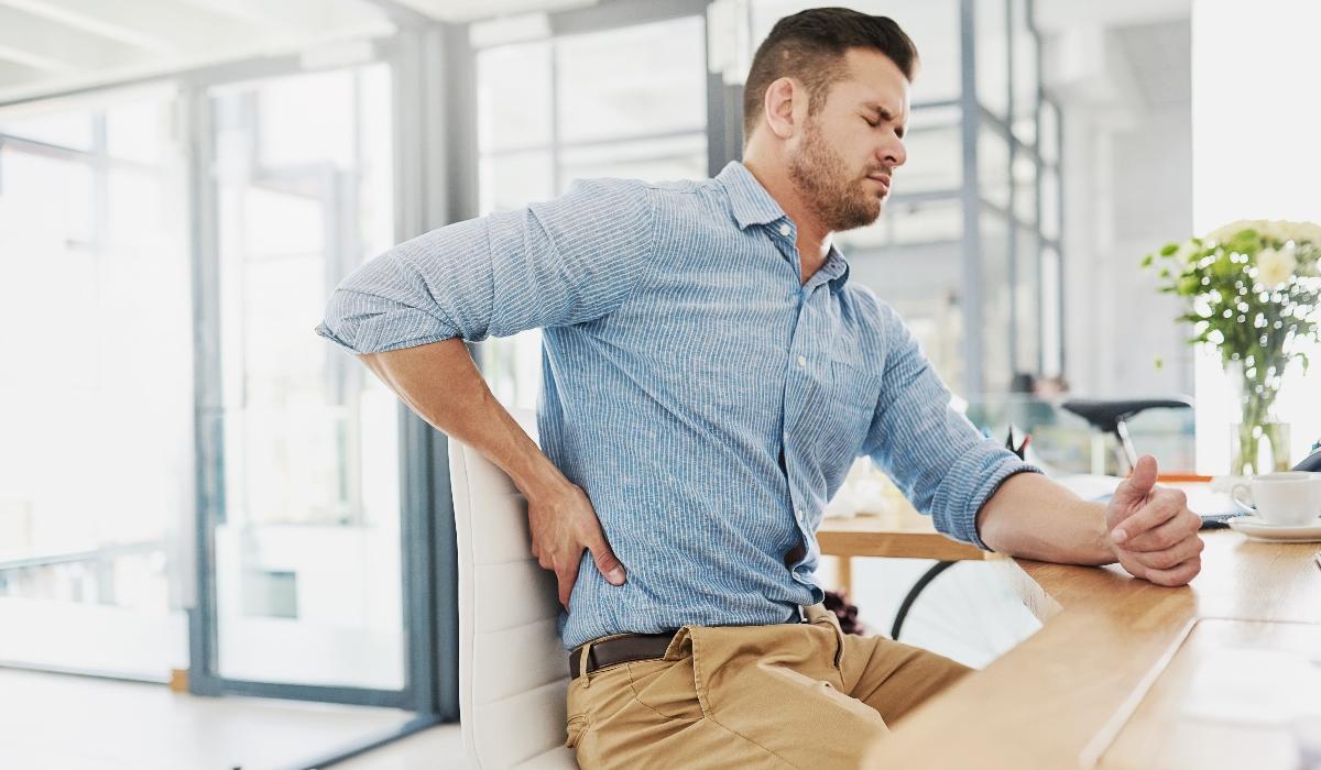 Dores de costas: As 10 profissões de maior risco