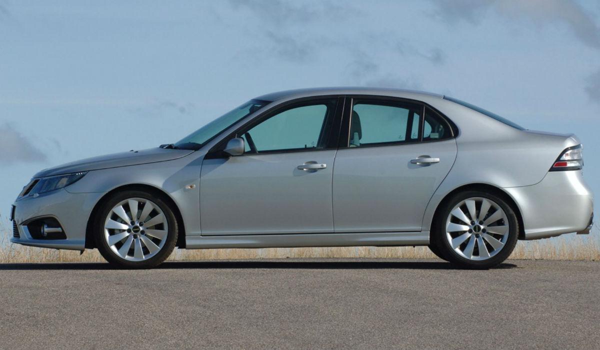 O último Saab produzido está como novo e vai ser leiloado