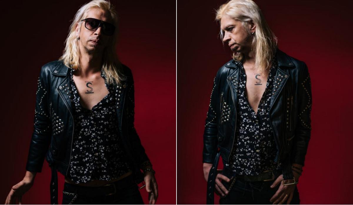 """Slimmy: """"Sinto-me uma estrela rock mais verdadeira"""""""