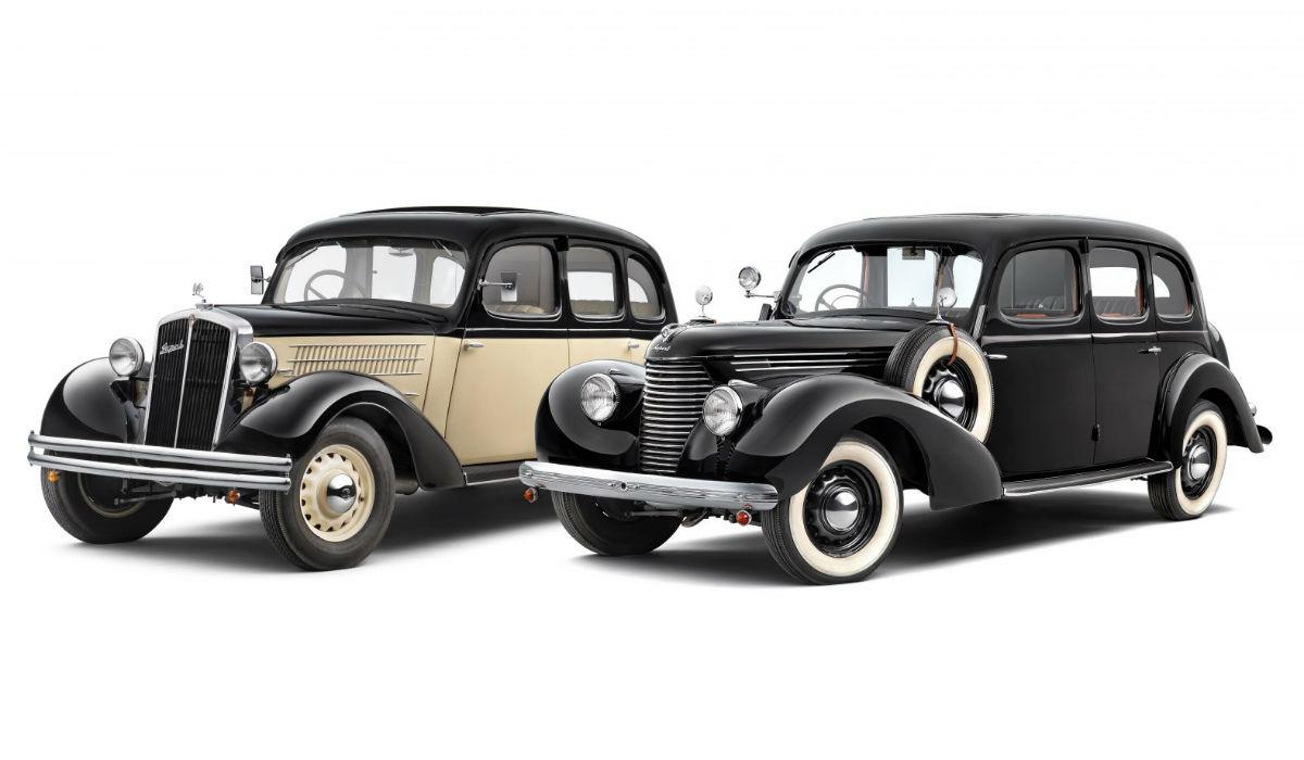 Skoda celebra 85 anos do topo de gama Superb