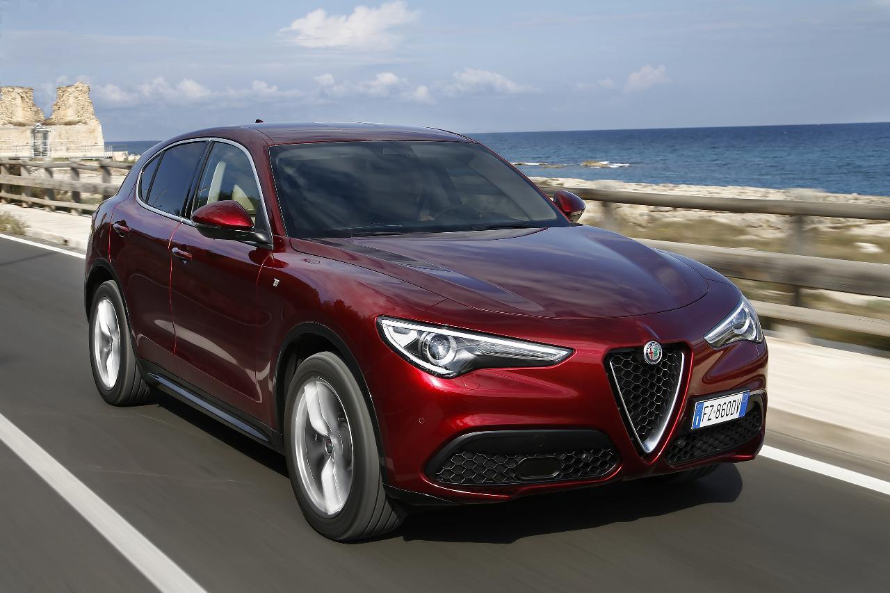 Alfa Romeo renova modelos Giulia e Stelvio para 2020